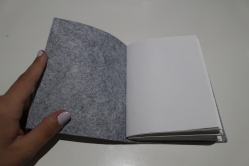 journal flip through