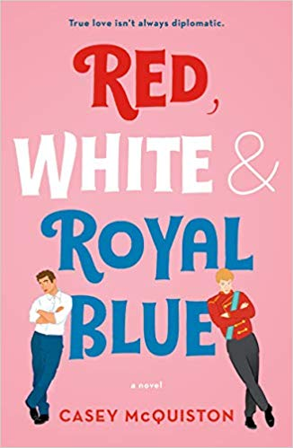 Red, White, & Royal Blue