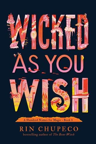 Wicked As You Wish rin chupeco